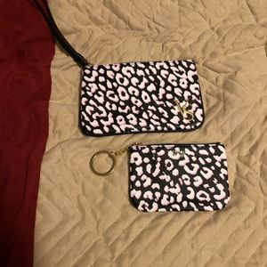 VS wristlet and coin purse